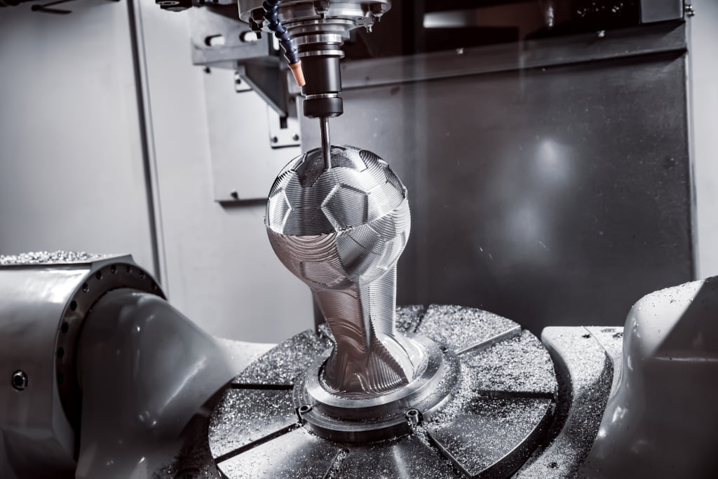 PVD coatings for the machining and the parts production industry
